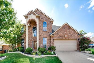 Fort Worth Single Family Home For Sale: 10105 Merrill Lane