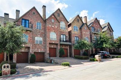Dallas County, Denton County Townhouse For Sale: 828 Rockingham Drive