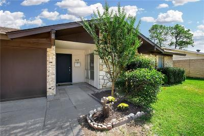 Lewisville Single Family Home For Sale: 117 Edgewood Drive