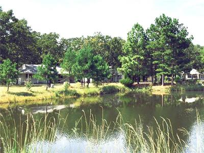 Grand Saline Single Family Home For Sale: 260 Vz County Road #1717