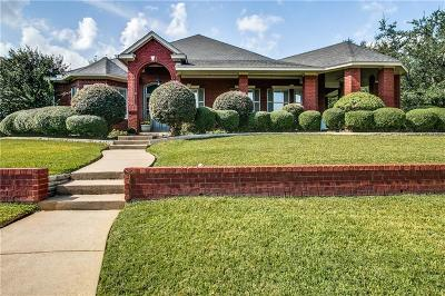 Mansfield Single Family Home For Sale: 12 Forest Drive