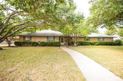 Waxahachie Single Family Home Active Option Contract: 118 Auburn Street