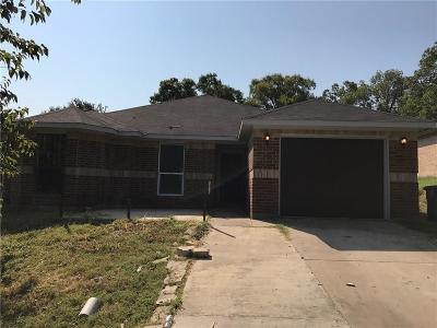 Dallas Single Family Home Active Option Contract: 2358 Givendale Road