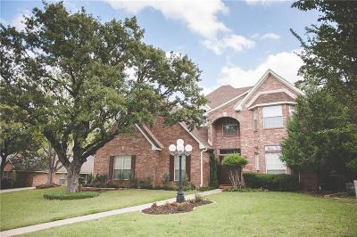 Denton Single Family Home For Sale: 1537 Valley Creek Road