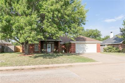 Abilene Single Family Home For Sale: 7542 Patricia Lane