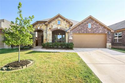 Collin County Single Family Home For Sale: 813 Mahogany Drive