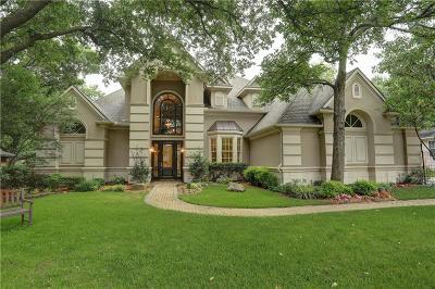 Dallas Single Family Home For Sale: 6806 Glendora Avenue