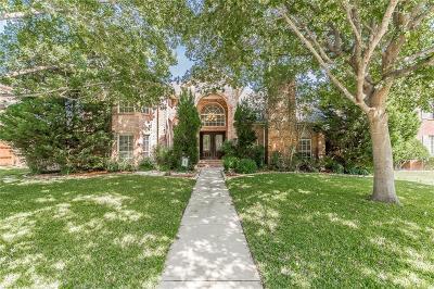 Plano Single Family Home For Sale: 1709 Endicott Drive