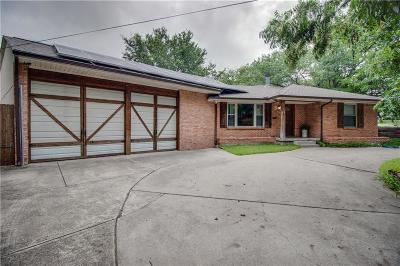Dallas Single Family Home For Sale: 8195 Hunnicut Road