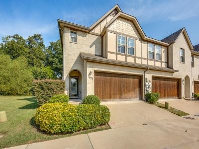 Dallas Townhouse For Sale: 8711 Tudor Place