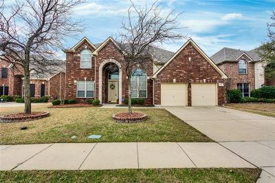 McKinney Single Family Home For Sale: 1112 Pecan Valley Drive