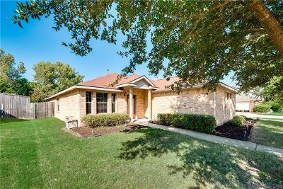 Rockwall, Fate, Heath, Mclendon Chisholm Single Family Home Active Option Contract: 3608 Bristlecone Court