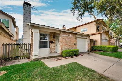 Garland Single Family Home Active Option Contract: 2960 Antares Circle