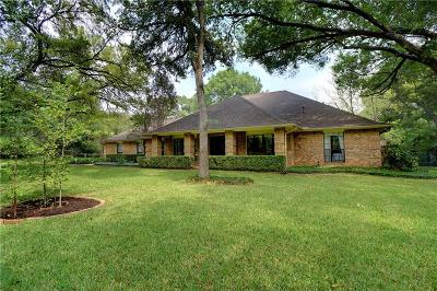 Southlake Single Family Home Active Option Contract: 250 Ginger Court