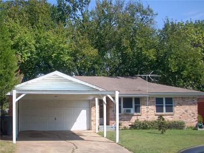 Dallas Single Family Home For Sale: 606 Sunburst Drive