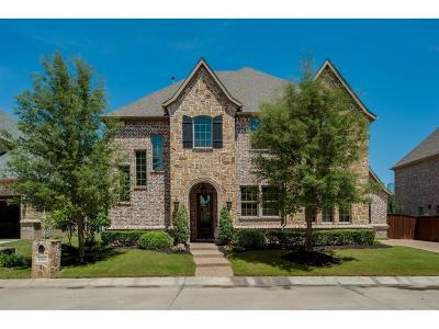 Southlake Single Family Home Active Option Contract: 1240 Haven Circle