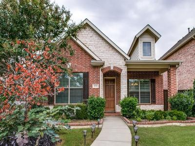 Lewisville Single Family Home For Sale: 1531 Barksdale Drive