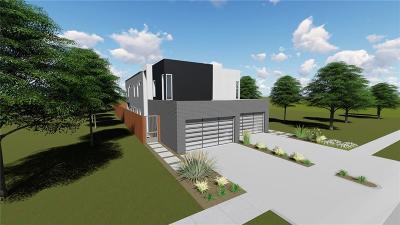 Dallas Single Family Home For Sale: 2105 Annex