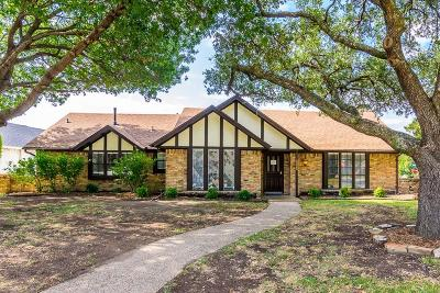 Plano Single Family Home For Sale: 2836 Knollwood Drive