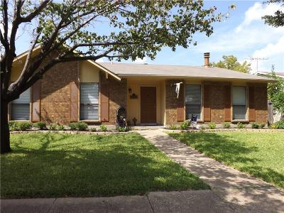 Dallas Single Family Home Active Option Contract: 3113 San Diego Drive