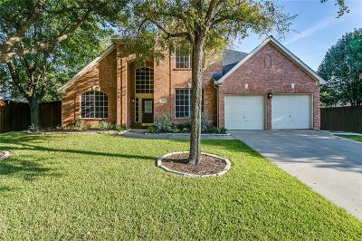 Flower Mound Single Family Home For Sale: 1212 Cherry Brook Way
