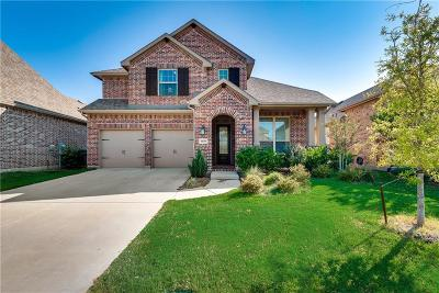 Forney Single Family Home For Sale: 1039 Brigham Drive