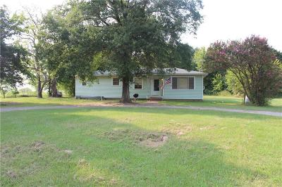 Grand Saline Single Family Home For Sale: 4026 Fm 1255
