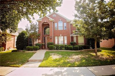 Plano Single Family Home For Sale: 8808 Christian Court