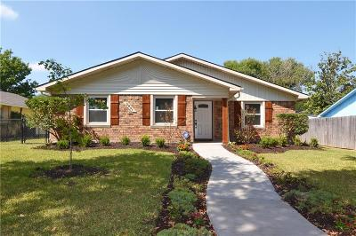 Plano Single Family Home For Sale: 3931 Villa Downs Drive