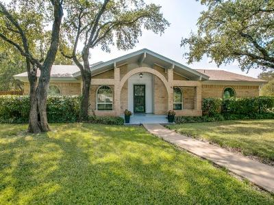 Fort Worth Single Family Home For Sale: 8713 Eagleview Court