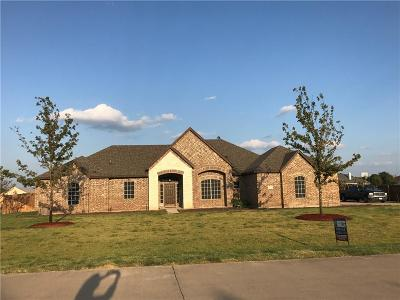 Waxahachie Single Family Home For Sale: 418 Cimarron Meadows Drive