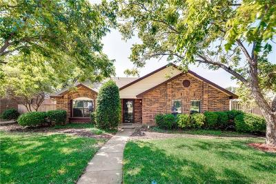 Allen Single Family Home For Sale: 552 Fisher Drive