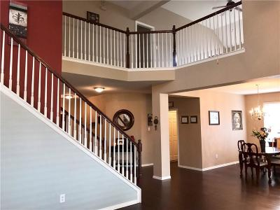 Single Family Home For Sale: 508 Olive Trail