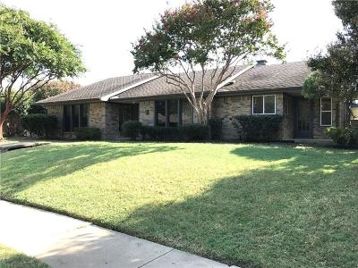Plano Single Family Home For Sale: 3304 Teakwood Lane