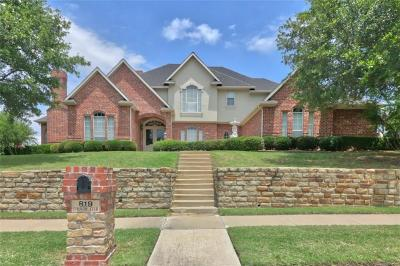 Heath Single Family Home For Sale: 819 Country Club Drive