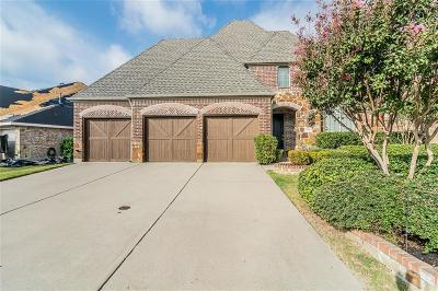 Mckinney Single Family Home For Sale: 7509 Powder Horn Lane