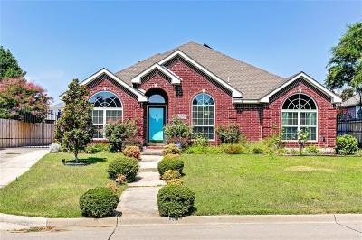 Mansfield Single Family Home For Sale: 1505 Hampton Drive
