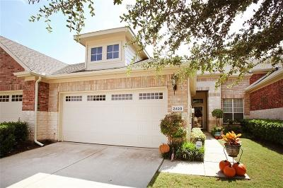 Plano Single Family Home For Sale: 2820 Fordham Road