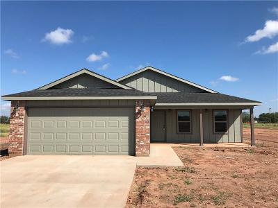 Abilene Single Family Home For Sale: 366 Foxtrot Lane