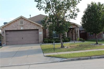 Little Elm Single Family Home For Sale: 2720 Calmwater Drive