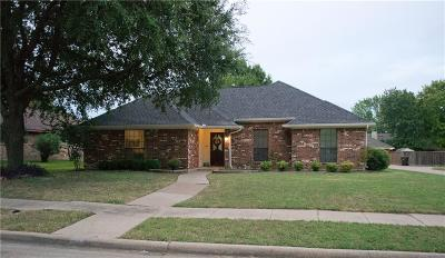 Plano Single Family Home For Sale: 3120 Osceola Drive