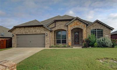 Fort Worth Single Family Home For Sale: 11124 Silver Horn Drive