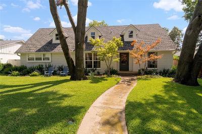 Dallas, Fort Worth Single Family Home For Sale: 9530 Estate Lane