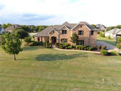 Flower Mound Single Family Home Active Contingent: 4412 Dade Drive