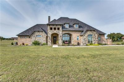 Celina Single Family Home For Sale: 5000 W Fm 455