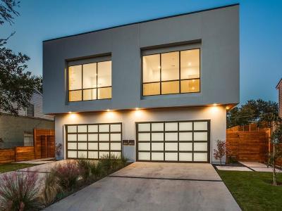Dallas Half Duplex For Sale: 4903 Newmore Avenue