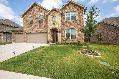 Wylie Single Family Home For Sale: 1731 Crescent Oak Street