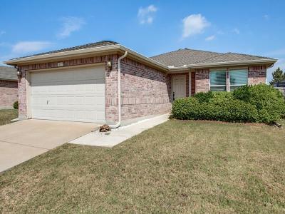 Little Elm Single Family Home For Sale: 1633 Brookstone Drive