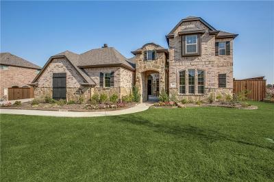Prosper Single Family Home For Sale: 701 Sunbury Lane