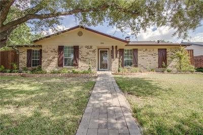 Garland Single Family Home For Sale: 5006 Willowhaven Circle